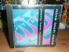 NINE INCH NAILS Pretty Hate Machine reissue CD (2011)