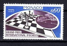 Monaco 1967 Yvert n° 724 neuf ** 1er choix
