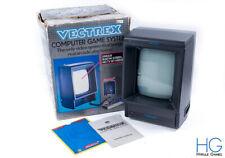 Milton Bradley MB Vectrex Complete Console & Controller Bundle Boxed!