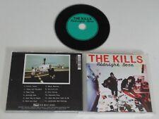 The Kills / Midnight Boom (Domino WIGCD184) CD Álbum