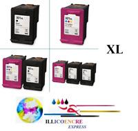 Cartouches d'encre compatibles HP301 HP 301 XL Noir / Couleurs au choix livr 48h