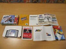 N64 Nintendo 64 Spiel - 1080 TEN EIGHTY SNOWBOARDING - OVP - US - TOP - RAR