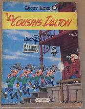 Lucky Luke -12- / Les cousins Daltons / Re 1959 /  BE-