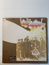 Led Zeppelin, II. 1969. Italy.
