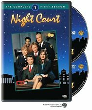 Night Court Complete First Season 1 One DVD Set TV Series Collection Episodes R1