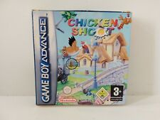 CHICKEN SHOOT GAMEBOY ADVANCE GAME GBA PAL