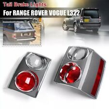 Tail Light Assembly Brake Lamp for Range Rover Vogue L322 2002-2009 One Pair