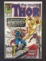 The Mighty Thor #391 Spiderman & Mongoose Marvel Comics Combine Shipping