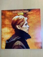 David Bowie – Low Super Rare 1991 Vinyl LP European EMI Reissue *Stunning VG+*