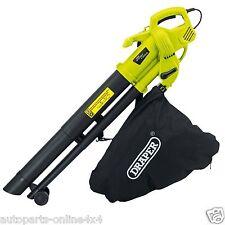Draper 3000w 230v Electric Garden  Blower/Vac/Shredder - 82104