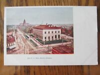 Vintage Postcard US Mint Denver Colorado Building City