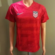 USA Away 2019 Adult Men's Soccer Jersey Red