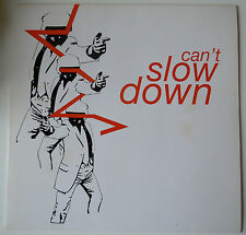 Phono, Can't Slow Down, Four Music FOR 9001 6, Promo Vinyl Maxi Stachy Deichkind