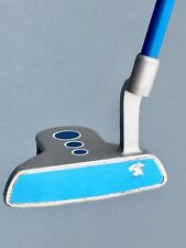 "Cougar X Cat Tour ll Junior Tour Putter 30-31"" Inch Youth Mallet Blue Jr Kid Boy"