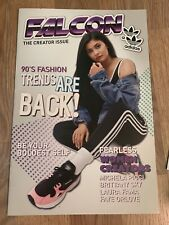Kylie Jenner Adidas Falcon Magazine Exclusive Rare Pop Up Shop