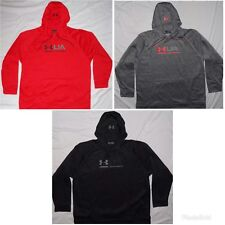 NEW! UNDER ARMOUR Storm Cold Gear Hoodie Mens Big 4X 4XL (Choose Color) NWT!