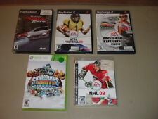 PlayStation Xbox 360 Ps2 Ps3 Lot of 5 Games