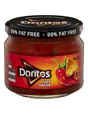 Doritos Salsa Dip Hot 300g
