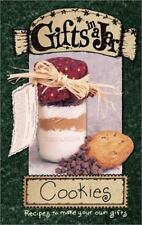 Gifts in a Jar - Cookies ( 2001 ) Recipes to make your own gifts