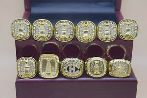 11 Pcs ​Montreal Canadiens Stanley Cup Championship Ring //