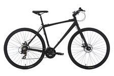 "Cityrad Herren 28"" Urban-Bike UBN77 21 Gang Schwarz RH 51 Alu-Rahmen 124C"