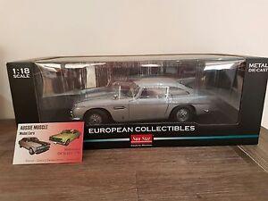 1:18 Sun Star Aston Martin DB5 in Silver Grey Brand New