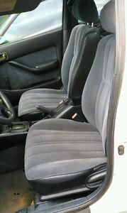 1992 - 1996 Toyota Camry Sedan Complete  interior seats Cushion Blue