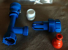 Waterbed Drain & Fill Kit and two Waterbed Treatments $54.00