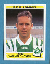 FOOTBALL 96 BELGIO Panini -Figurina-Sticker n. 227 -H. VAN VELDHOVEN-LOMMEL-New