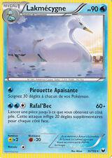 Lakmécygne -N&B:Explorateurs Obscurs-36/108-Carte Pokemon Neuve France