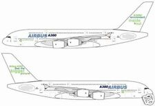"Dragon Wings~Airbus A380~""Recyclable by Design""~56055"