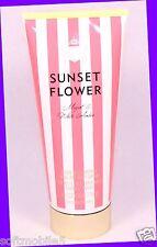 1 Victoria's Secret SUNSET FLOWER Ultra-Moisturizing Hand Body Cream Muguet Ambe