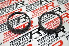 Kawasaki ZRX1100 ZRX1200 Instrument Rpm Gauge Bezel Ring Rim Cover Carbon Fiber