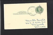ORACLE,ARIZONA GOVERNMENT POSTAL CARD, PINAL C0. 1880/OP.