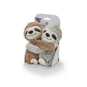 Warmies Microwavable heatable Sloth's Warm Hugs Soft Scented toy INTELEX