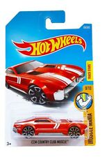Hot Wheels 2017 Muscle Mania Ccm Country Club Muscle 170/365