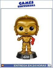 Funko Pop Star Wars  C 3PO figura sin caja  10 cm