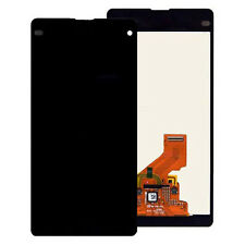 For xperia z1 mini black lcd and digitizer screen replacement **HIGH QUALITY**