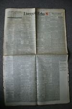 New listing Liverpool Echo, February 21st 1949