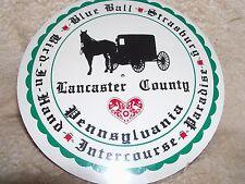 "CONESTOGA CRAFTS Hex Sign, 8"" Lancaster Town Names"