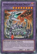 ♦Yu-Gi-Oh!♦ Technochimère le Dragon Forteresse : JUMP-EN031 -ANGLAISE/ULTRA-