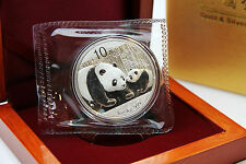 CHINA - 1 oz Silberpanda in der Folie 2011 - SONDERAKTION