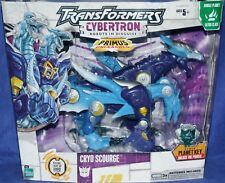 Transformers Cybertron CYRO SCOURGE New with Planet Key Factory Sealed 2005