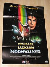 Moonwalker -KINOPLAKAT A1- Michael Jackson Joe Pesci Sean Lennon Danial Brown Ci