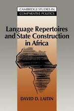 Language Repertoires and State Construction in Africa by Laitin, David D.