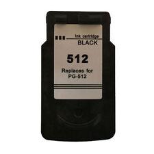 PG512 Black High Capacity Ink Cartridge For Canon PIXMA MP250 Printer