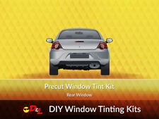 Pre-cut Window Tint Kit - Rear Window Only for ALL VEHICLES