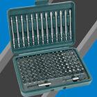 113-tlg Bitsatz Bit Set Satz Box Schraubendreher Schrauben Dreher Bitset 29830
