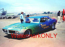 "Jess Tyree ""Tyree Headers"" 1967 Pontiac Firebird NITRO Funny Car PHOTO!"