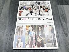 DIA DO IT AMAZING All Member SIGNED MWAVE ALBUM KPOP USA SELLER